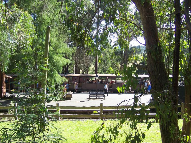Puffing Billy Steam Train & Healesville Wildlife Sanctuary Tour From Melbourne photo 18