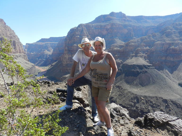 North Rim Grand Canyon Bar 10 Ranch trip - Las Vegas