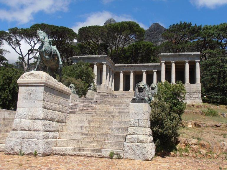 Rhodes Memorial - Cape Town