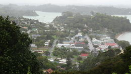 View from lookout , George W - November 2014