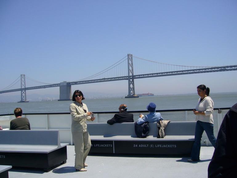SF Bay Cruise - San Francisco