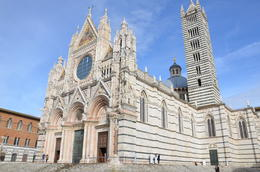 Catedral de Siena , Mrs M A - February 2014