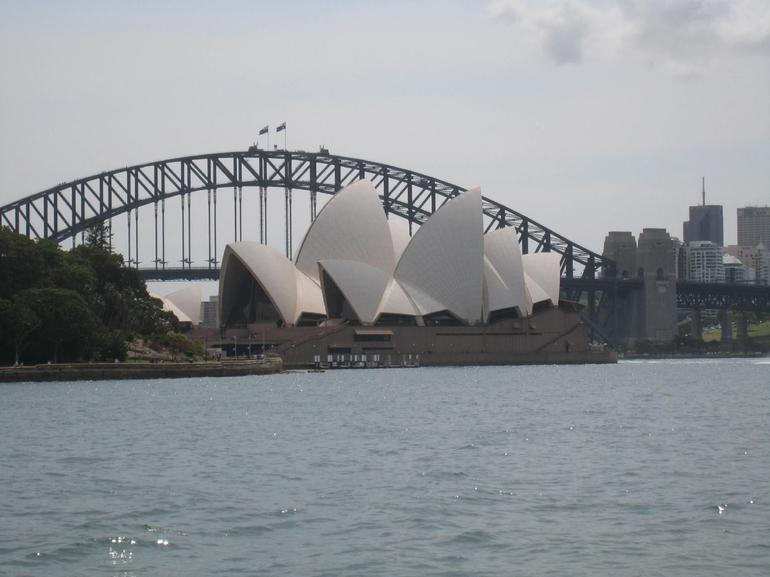 Sydney Harbour, Opera House & Sydney Bridge - Sydney