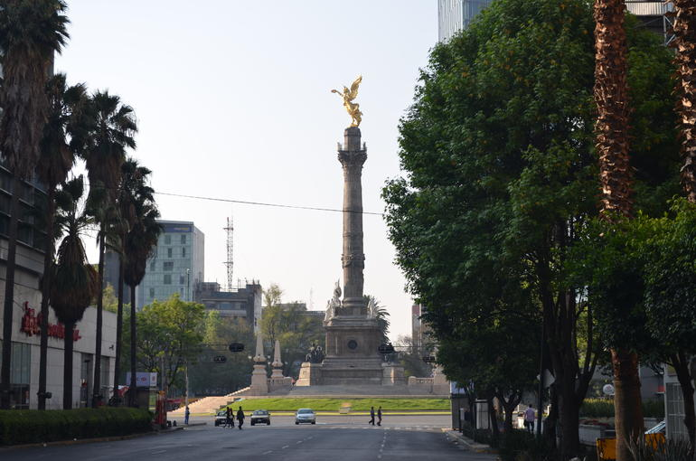 The Angel of Independence - Mexico City