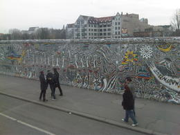 The Berlin Wall - December 2011