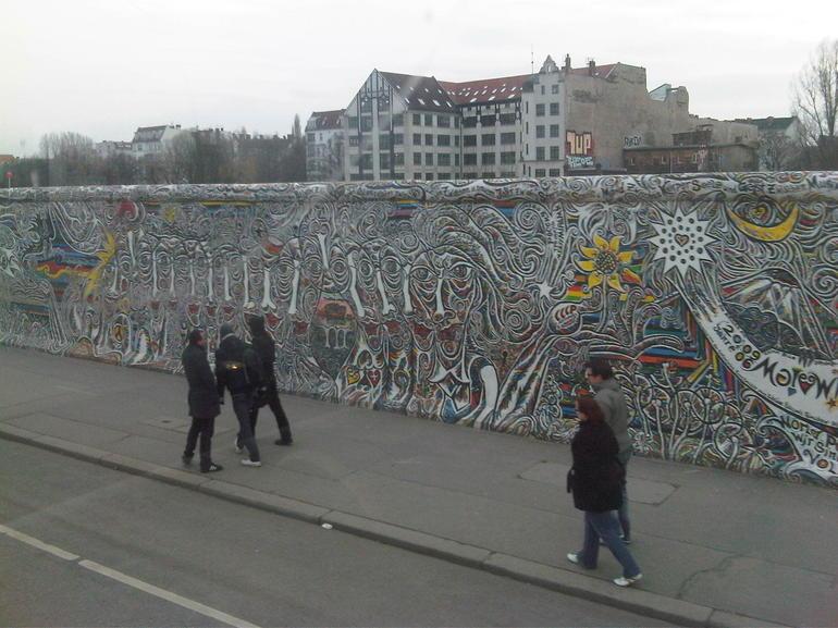 The Berlin Wall - Berlin