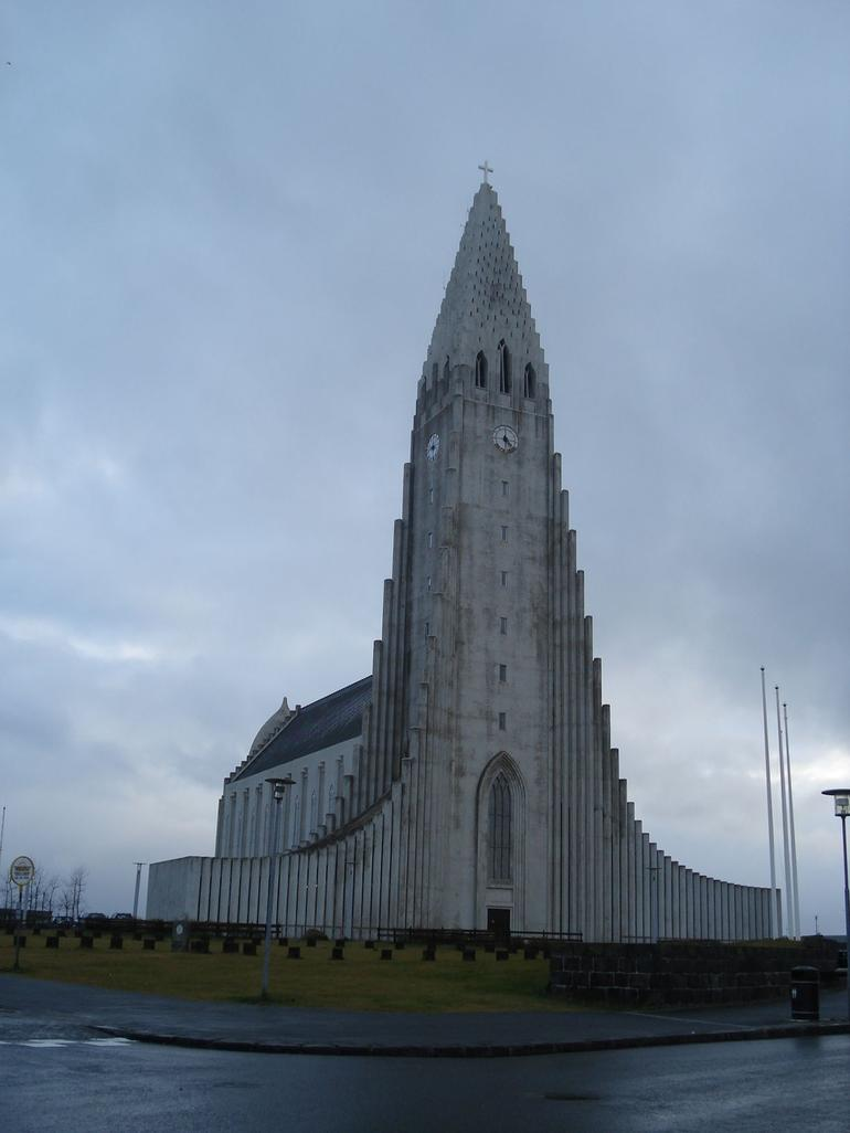 The one, the only Hallgrimskirkja - Reykjavik
