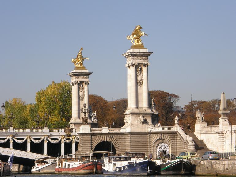 The River Seine - Paris