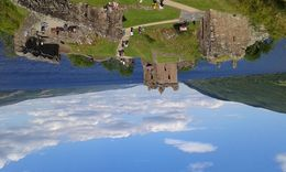 The Castle and Loch Ness , Jenni K - August 2015