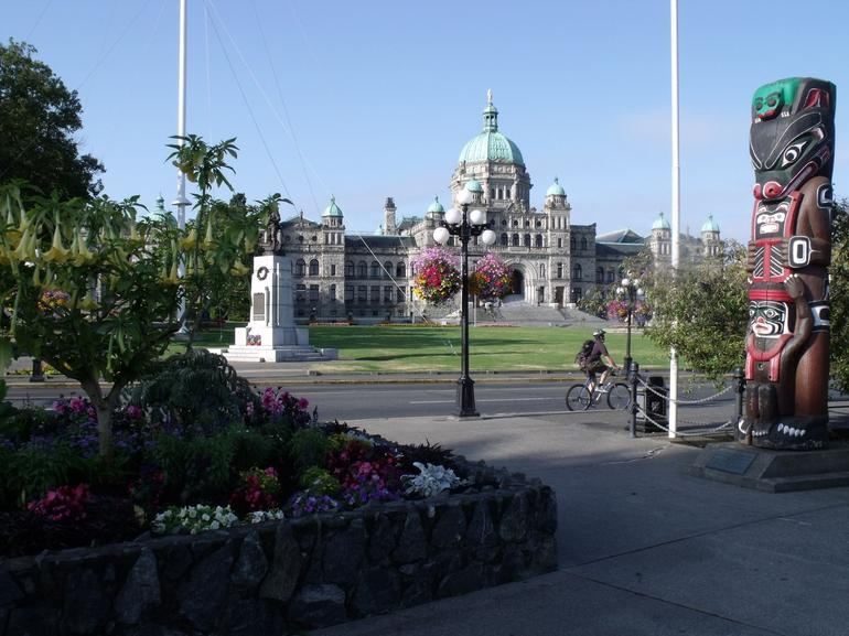 View of Victoria - Vancouver
