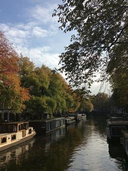 this is actually Amsterdam , Karen M - November 2016