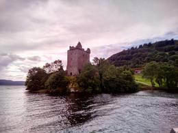 Urquhart Castle, Loch Ness , Diane B - December 2016