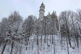 Neuschwanstein castle , Haykuhi H - January 2017