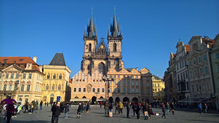 Prague Half-Day City Tour Including Vltava River Cruise photo 23