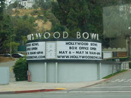 Hollywood Bowl loved the tour , Larry G - May 2017