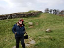 At Hadrian's Wall , SunKing1665 - May 2017