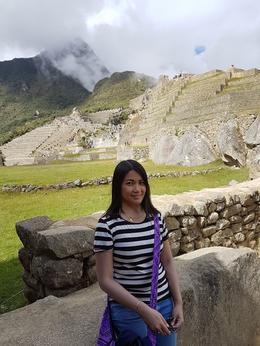 Me just enjoying the other side to Machu Picchu. , Puspa - July 2017