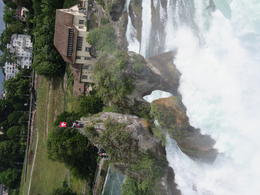 Rhine Falls from above , Toni O - August 2017