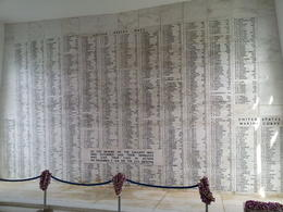 List of names who lost their lives on the attack of the USS Arizona. , Phillip M - February 2012