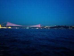the Bosporus Bridge, Dario M - July 2014