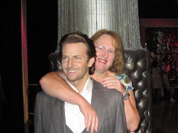 Who doesn't want to hang off Bradley Cooper?, Cyndi - June 2012