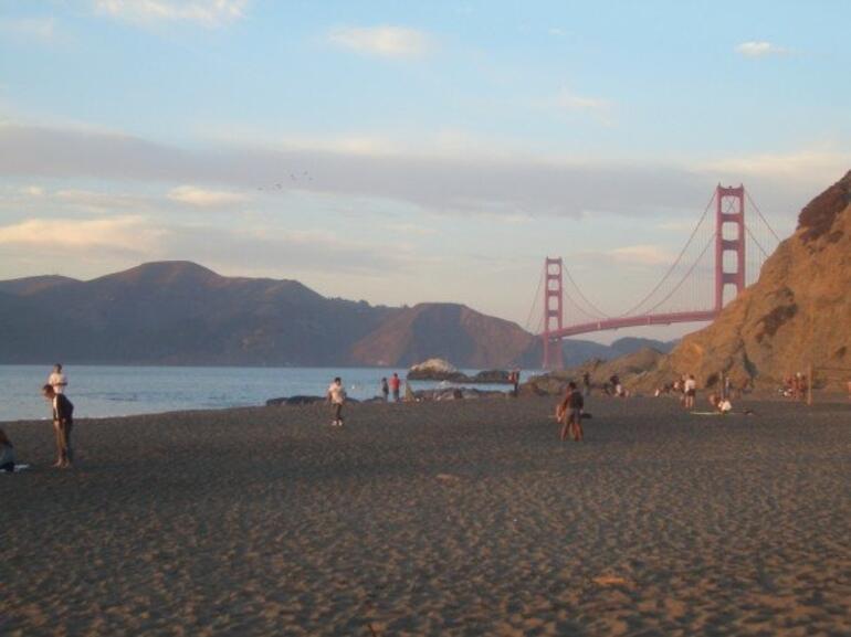 Beautiful View of the Bridge! -