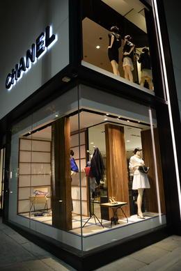Chanel corner, Jeff - May 2013
