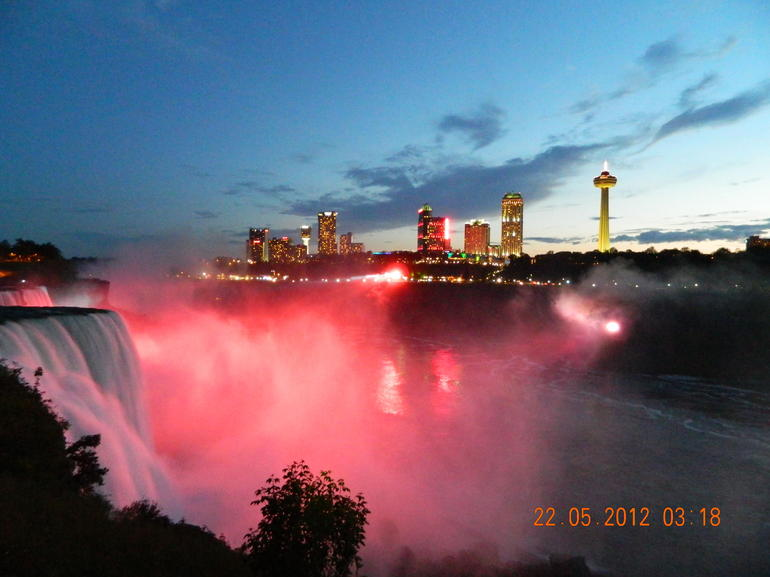 2-Day Niagara Falls and Tannersville Tour from New York by Bus photo 16