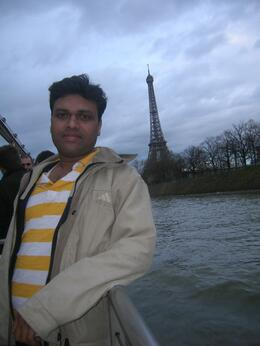 from cruise, Mahesh Mane - April 2010