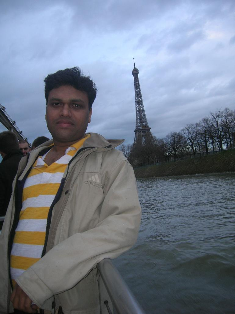from cruise - Paris
