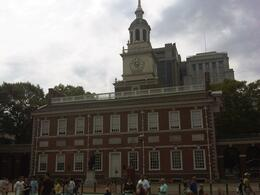 Independence Hall, David D - September 2010