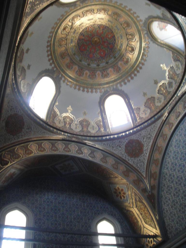 Inside Topkapi Palace - Istanbul