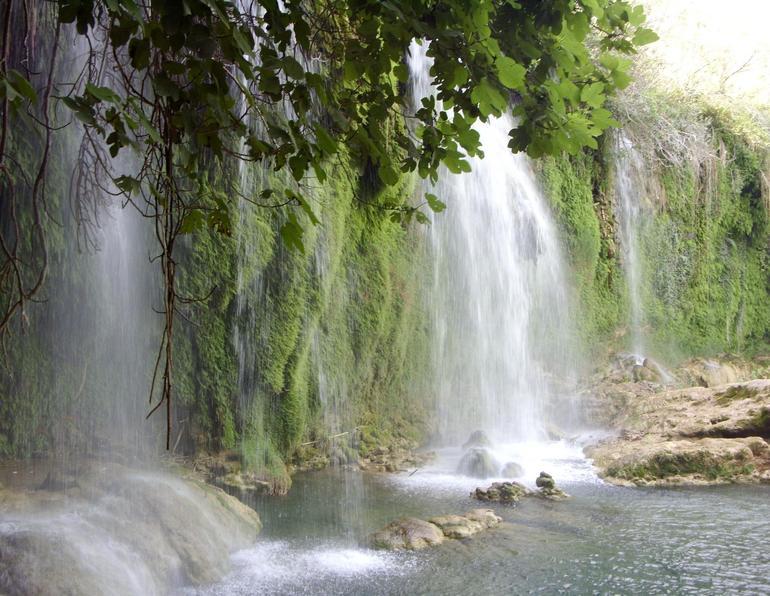 Kursunlu Waterfalls - Antalya