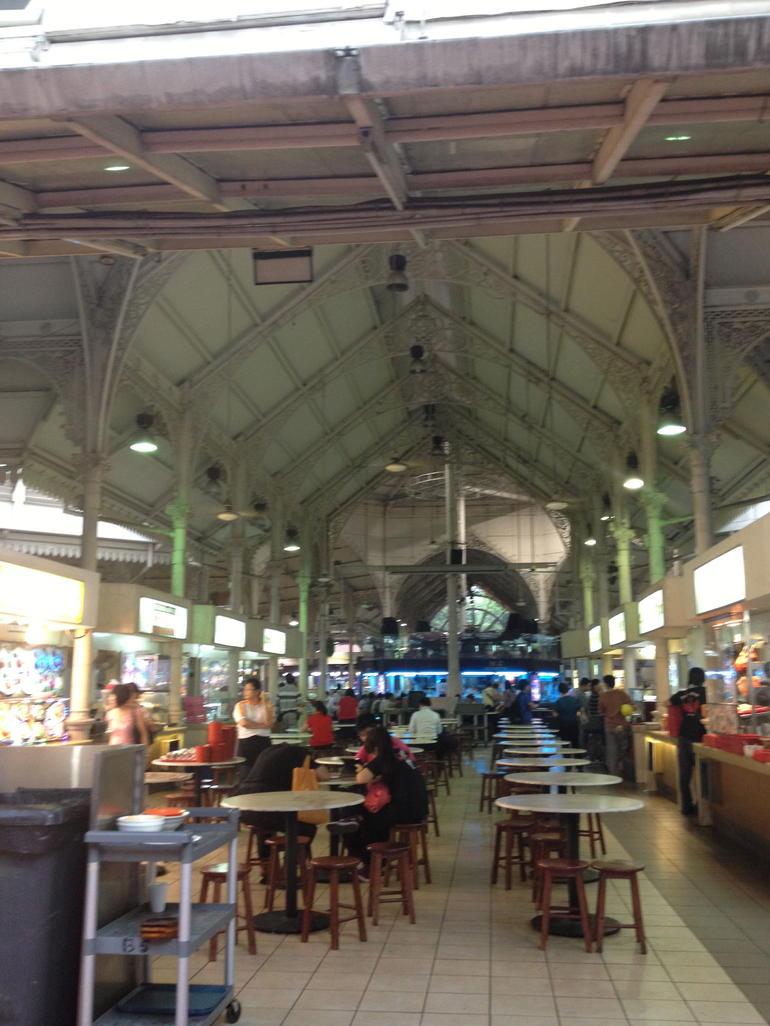 Lau Pa Sat Market - Singapore
