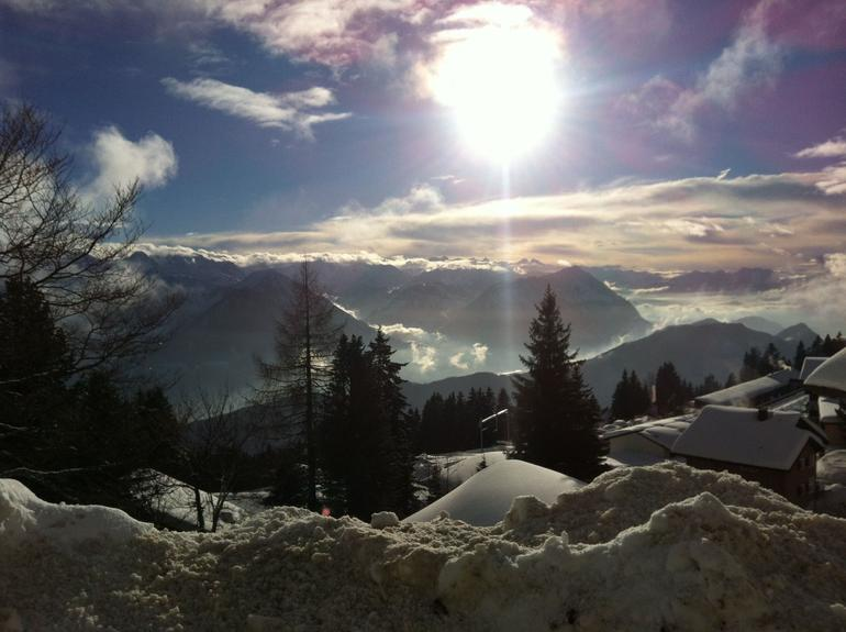 Mt Rigi - Zurich