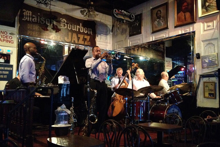 New Orleans Big Easy Jazz Tour - New Orleans