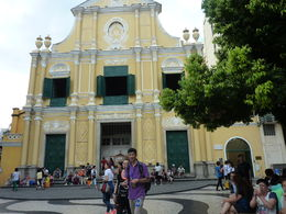 This old Church front is one of the main attractions in Macau, lots of history and plenty of photo to be taken in Macau. , rob-anne - June 2015