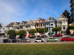 Painted Ladies, Rachel - April 2015