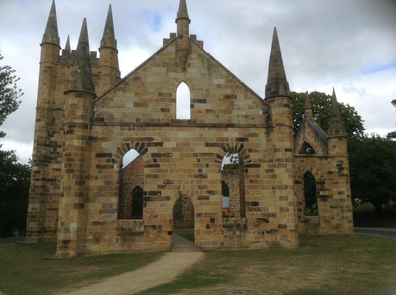 Port Arthur Church*