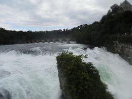 Rhine Falls , VENKAT GIRIDHAR V - July 2015