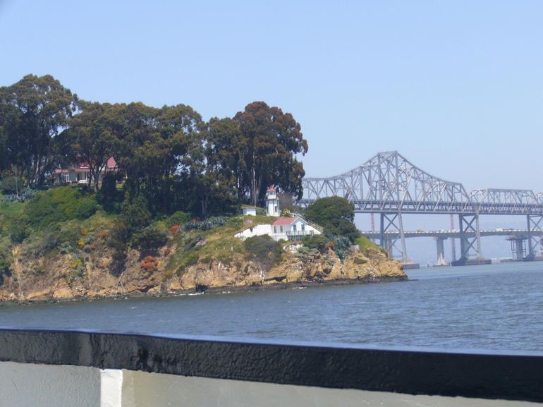 SF Bay Cruise - Treasure Island - San Francisco