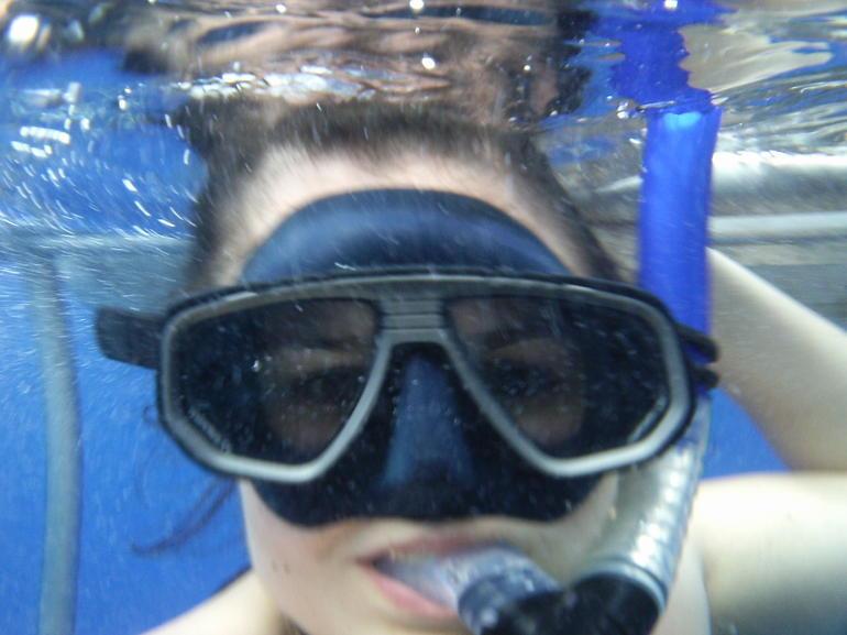 shark dive 020 - Oahu