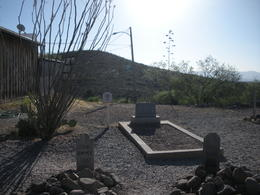 Tombs in Tombstone, charley - June 2012