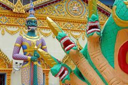Wat Chaiya Mangkalaram Temple - May 2012
