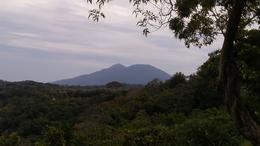 The Mombacho Volcano's eruption gave birth to the Isletas de Granada. , Josue A - December 2016