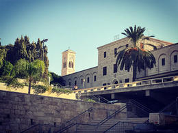 Basilica of the Annunciation, Nazareth , mandymainstudios - December 2016