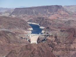 flying over the dam , margo007 - April 2017