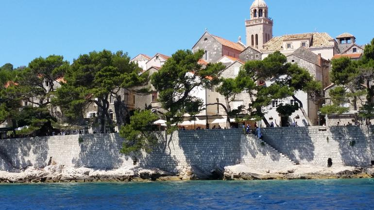 Ston and Korcula Island Day Trip from Dubrovnik with Wine Tasting photo 9