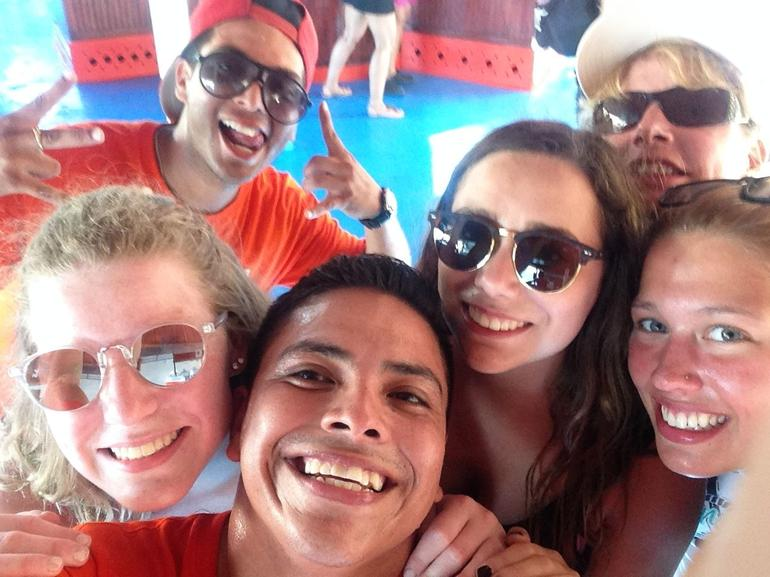 Sightseeing, Snorkeling, and Dancing Catamaran Cruise from Cancun photo 4