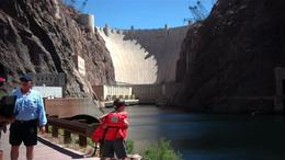 Hoover Dam, keokietta - August 2011